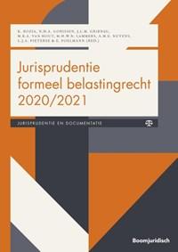 Jurisprudentie formeel belastingrecht 2020/2021 | E. Poelmann |