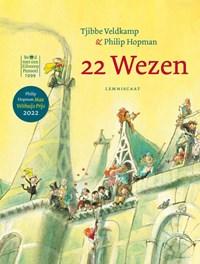 22 wezen | Tjibbe Veldkamp |