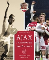 Het officiële Ajax Jaarboek 2016-2017 | Ronald Jonges ; Matty Verkamman ; Evert Vermeer ; Monique Janse ; Gerben Oostdam | 9789491555152