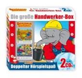 Benjamin Blümchen. Handwerker Box. CD