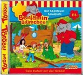 Benjamin Blümchen 113. Der Abenteuer-Spielplatz. CD