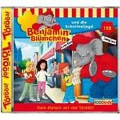 Benjamin Blümchen 128. ... und die Schnitzeljagd. CD
