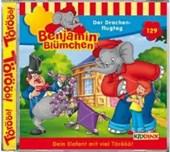 Benjamin Blümchen 129. Der Drachen-Flugtag. CD