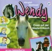 Wendy 37. Chaos auf der Western-Ranch. CD