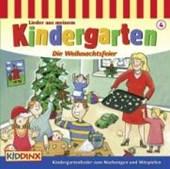 Lieder aus meinem Kindergarten. Die Weihnachtsfeier