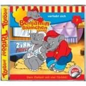 Benjamin Blümchen 007. ... verliebt sich. CD