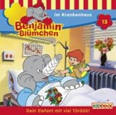 Benjamin Blümchen 013. im Krankenhaus. CD