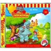 Benjamin Blümchen 042. ... als Ritter. CD