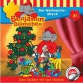 Benjamin Blümchen 051. Der Weihnachtsabend. CD
