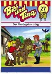 Bibi und Tina 27. Der Pferdegeburtstag. Cassette