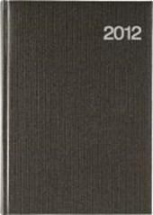 rido Buchkalender 2020 Conform A4 metallic schwarz