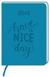 Taschenkalender 2018 Have a nice day!