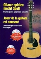 Gitarre spielen macht Spaß - Jouer de la guitare est amusant