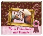 Meine Freundinnen und Freunde (Stoff) - Pferdefreunde