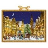 Weihnacht in der Stadt. Adventskalender