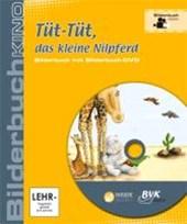 """Bilderbuchkino zu """"Tüt-Tüt, das kleine Nilpferd"""""""