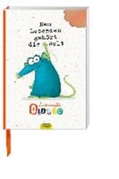 Leseratte Otilie Notizbuch