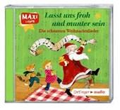 Lasst uns froh und munter sein. Die schönsten Weihnachtslieder (CD)