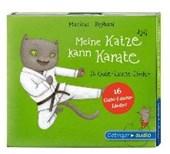 Meine Katze kann Karate