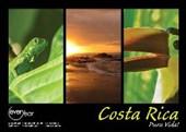 Costa Rica A4  Immerwährender Fotokalender