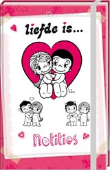 SET Liefde Is A6 Notitieboek / 6x5,95 | auteur onbekend |