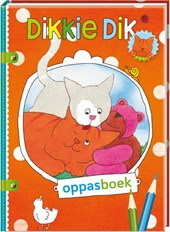 SET Dikkie Dik Oppasboek / 3x7,95