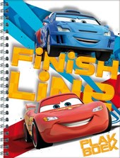 CARS SET Plakboek / 5x4,95 |  |