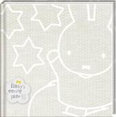 Nijntje Baby's eerste jaarboek zilver / 1x12,95