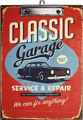 Vintage klemborden American SET - 4x4