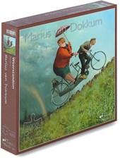 Marius van Dokkum - Weerstandem - Puzzel 1000 stukjes - 48,5x54 cm  -  10-99 jaar