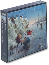 Marius van Dokkum - IJspret - Puzzel 1000 stukjes - 48,5x54 cm  -  10-99 jaar