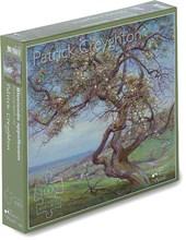 Patrick Creyghton – Bloeiende appelboom - Puzzel 1000 stukjes - 48,5x54 cm  -  10-99 jaar