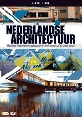 Nederlandse architectuur - 4 dvd