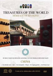 "DVD- Documentaire  :""TREASURES OF THE WORLD - WORLD HERITAGE OF MANKIND -"" : CHINA"