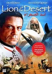 Lion of the Desert is een 160 minuten durend epos en geeft ons een unieke blik op een vergeten strijdperk aan de vooravond van de 2de wereldoorlog: Libië!Met Anthony Quinn, Oliver Reed en Rod Steiger.