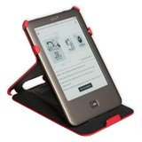 Gecko Covers Tolino Shine Stand-Case - rood | auteur onbekend |