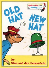 Old Hat New Hat | Jan Berenstain |