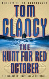 Hunt for Red October | Tom Clancy |