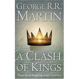 Song of ice and fire (02): clash of kings | George R.R. Martin |