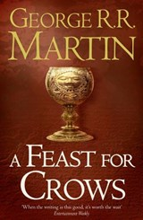 Song of ice and fire (04):song of ice and fire: feast for crows | George R.R. Martin |