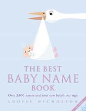 Best Baby Name Book | Louise Nicholson |