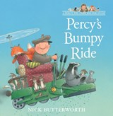 Percy's Bumpy Ride | Nick Butterworth |