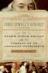 Judge Sewall's Apology | Richard Francis |