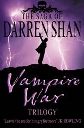 Vampire War Trilogy: Books 7 -