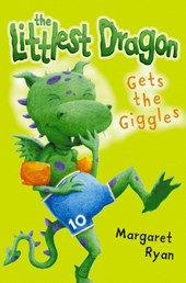 The Littlest Dragon Gets the Giggles [New Edition]