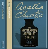 Mysterious Affair at Styles | Agatha Christie |