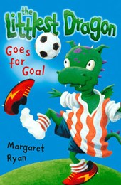 Littlest Dragon Goes for Goal [New Edition]