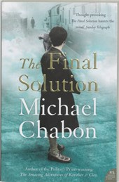Final Solution | Michael Chabon |