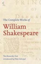 Collins Complete Works of Shakespeare | William Shakespeare & Peter Ackroyd |