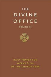 Divine Office Volume |  |